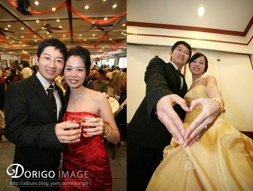 婚禮紀錄 景堯、惠領 台西五條港餐廳