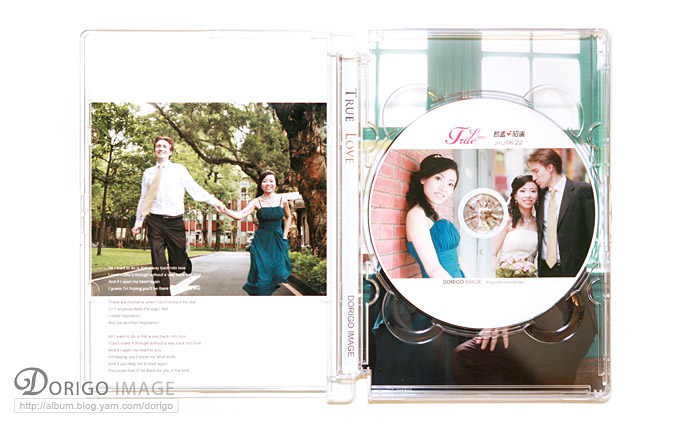 自助婚紗dvd