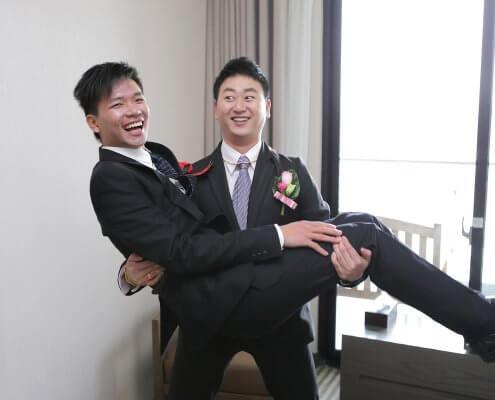 結婚迎娶闖關遊戲大集合
