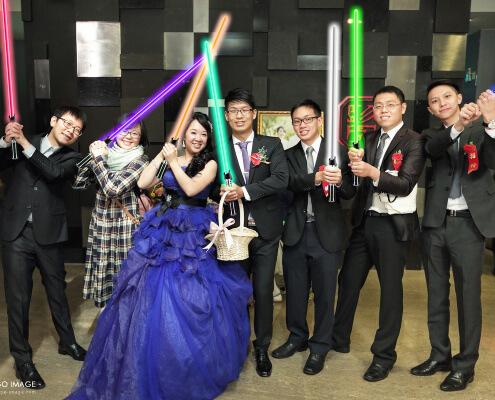 婚禮攝影 普觀、若霏 台北彭園午宴