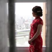 婚禮攝影 子麟、怡靜 新店 文定+迎娶 美麗春天飯店&豪鼎飯店