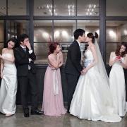 婚禮攝影 陳邕、惠文 台北君悅晚宴