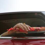 婚禮攝影 皓安、依萍 迎娶+午宴 蘆洲大風車餐廳