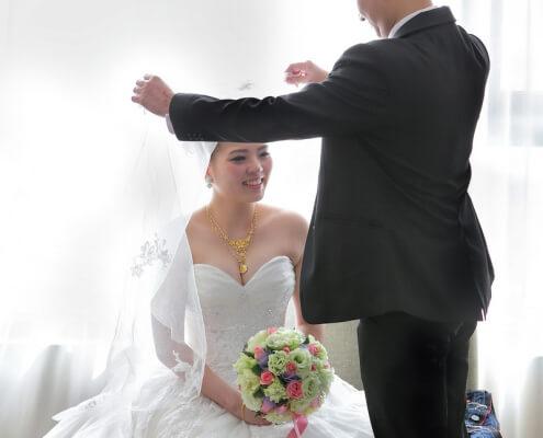 婚禮攝影 伯函、宇涵 迎娶+午宴 蘆洲晶贊