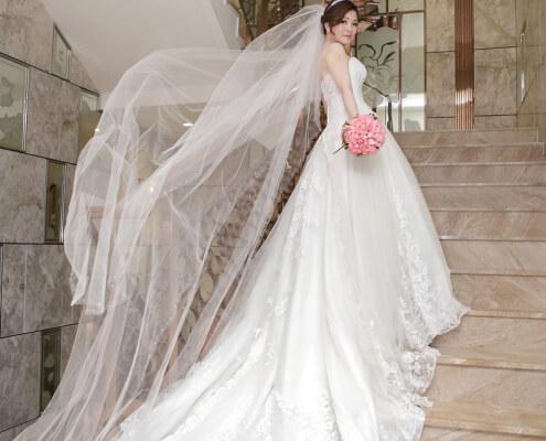 婚禮攝影 哲倫、育珮 文定+迎娶+午宴 汐止寬和宴展館