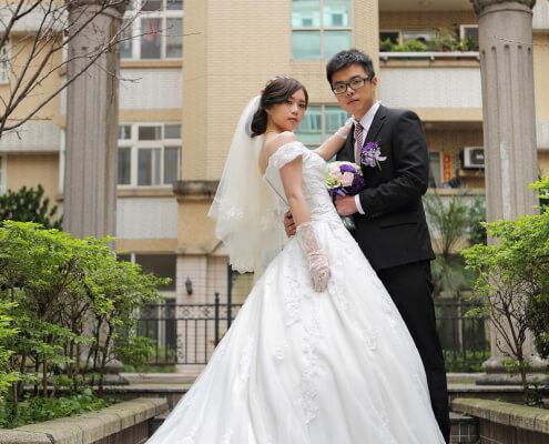 婚禮攝影 駿彥、冠于 桃園迎娶 午宴 茂園和漢美食館