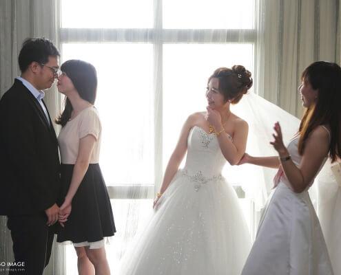 婚禮攝影 威廷、晏伶 彰化福泰飯店迎娶+大中華國際美食館午宴