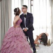 婚禮攝影 至凱、紫懿 新莊翰品文定+迎娶+午宴新莊典華