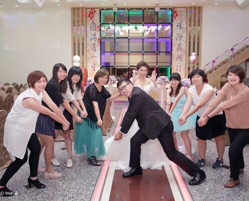 婚禮攝影 世昇、雅君 桃園迎娶+晚宴緣圓婚宴廣場