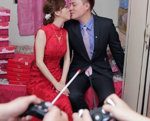 婚禮攝影 震平、若綺 文定+午宴蘆洲終身大事幸福莊園