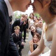 婚禮攝影 義鈞、奕玟 新莊文定迎娶 海大王晚宴