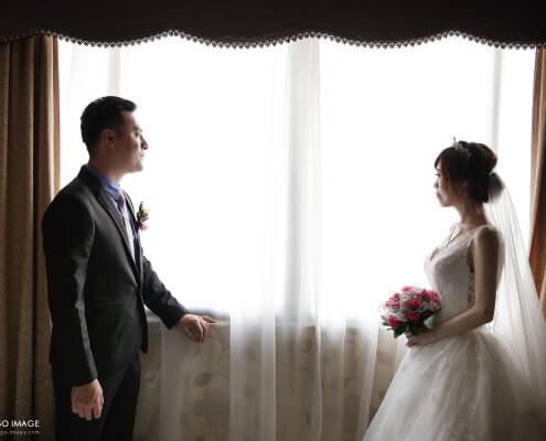 婚禮攝影 震平、若綺 桃園晶悅飯店迎娶 來福星花園大飯店晚宴
