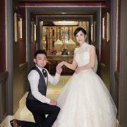 婚禮攝影 新納大智、虹霖 台北國賓飯店樓外樓 晚宴