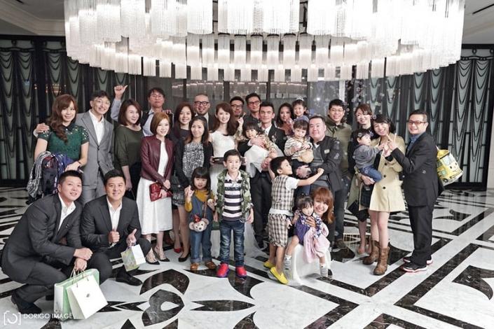 台北文華東方酒店婚攝