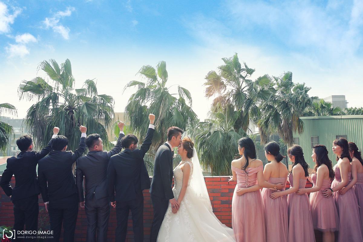 台北婚攝 煌翰、沛蓉 新莊迎娶 海大王餐廳晚宴