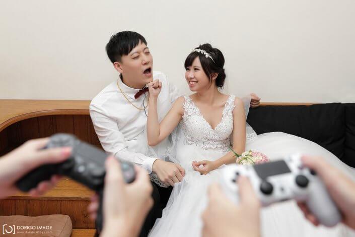 台北婚攝 彥燁、瑗瑩 文定迎娶晚宴 公館水源會館