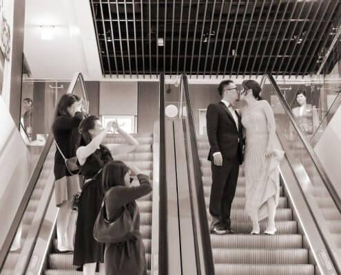 台中婚攝 盛暉、思芃 迎娶 尚順君樂飯店