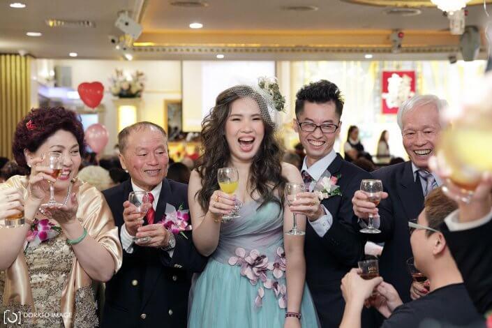 婚禮攝影 兆斌、欣慧 三重文定迎娶晚宴 海釣族真味園