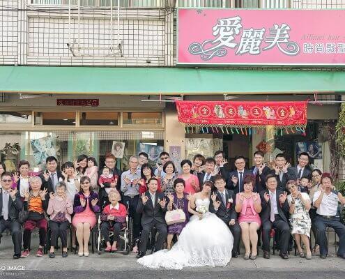 彰化婚攝 彥良、惠琴 麗禧酒店定結 新高乙鮮婚宴會館午宴