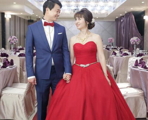婚禮攝影 嘉偉、怡瑛 文定午宴 上海鄉村新生宴會館