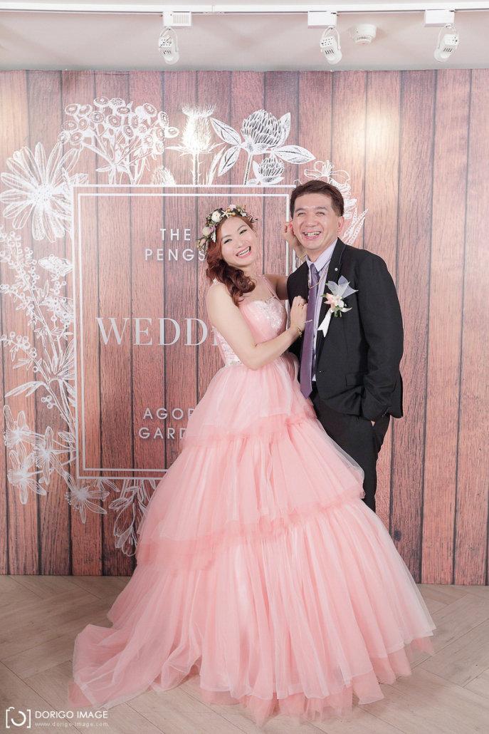 婚禮攝影 衍豪、靜宜 土城宜蘭迎娶 晚宴板橋彭園