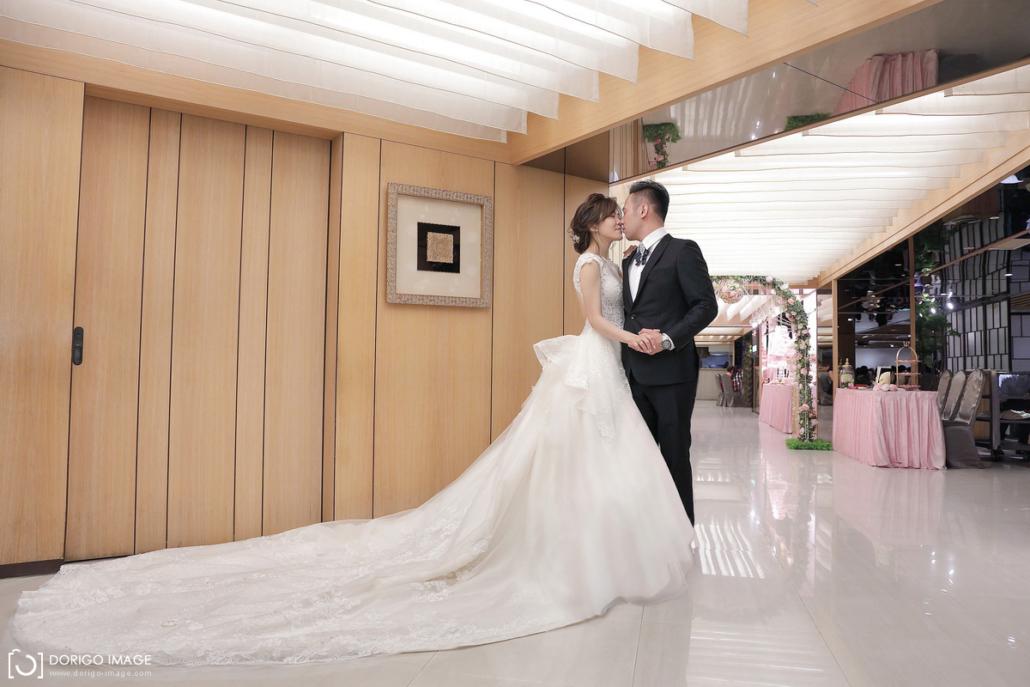 板橋婚攝 士綸、品畛 晚宴上海銀鳳樓
