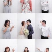台中婚攝 詠元、佳文 全日婚禮 迎娶晚宴彰化桂都