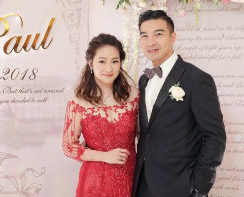 婚禮攝影 栢灝、育伶 晚宴 台北國賓飯店 國際廳