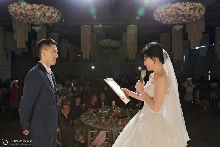 台北婚攝 榮祥、詩倩 民權晶宴香榭玫瑰園