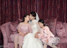 婚禮攝影 Thomas & Joyce 大直典華金枝玉葉午宴