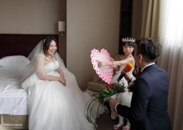 婚禮攝影 宗銘、莉潔 文定迎娶薇風馥麗飯店 三重彭園
