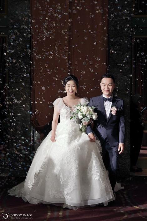 婚禮攝影 世昕、鈺惠 大直典華仙侶奇緣 午宴