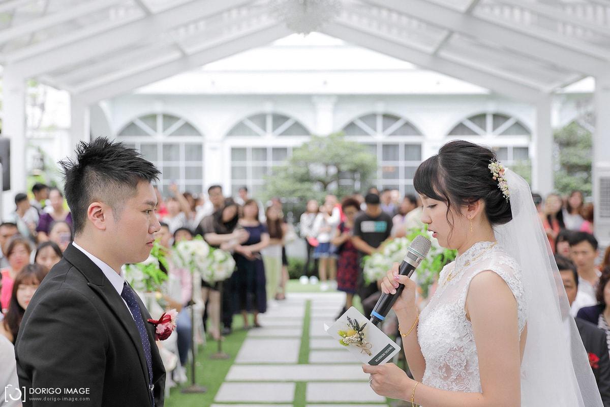 桃園婚攝 張鉦、玉君 迎娶午宴 青青格麗絲莊園