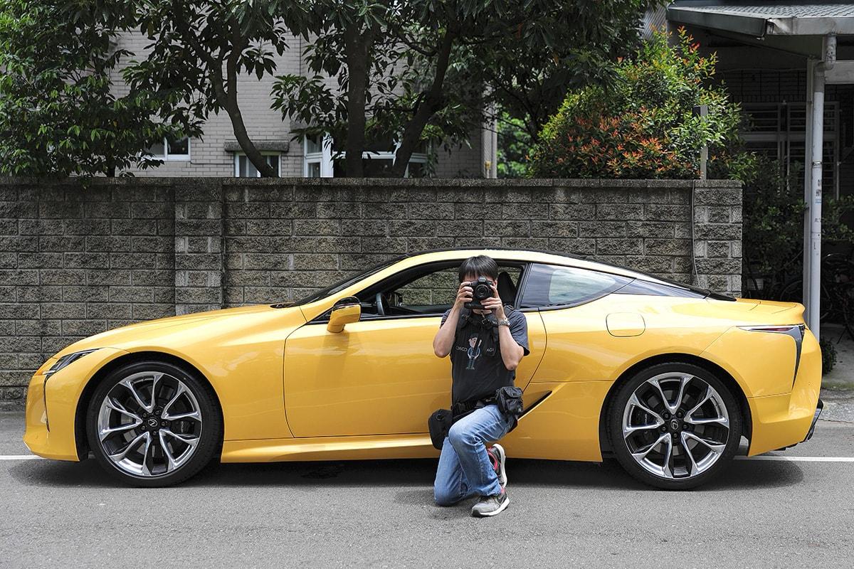 攝影師自駕