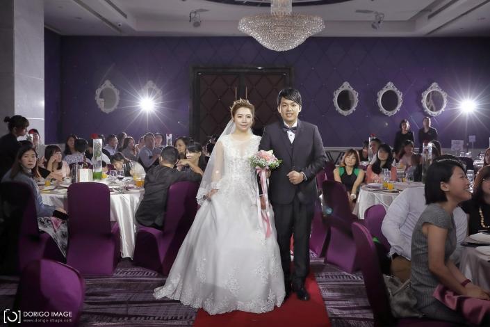 南港雅悅婚攝 育民、姵姍 補請午宴 寶儷廳