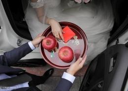 台北婚攝 駿勝、悅竹 富信大飯店文定迎娶 台北彭園華麗宴會廳晚宴
