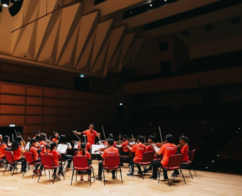 東吳大學松怡廳冬季師生聯合音樂會攝影記錄