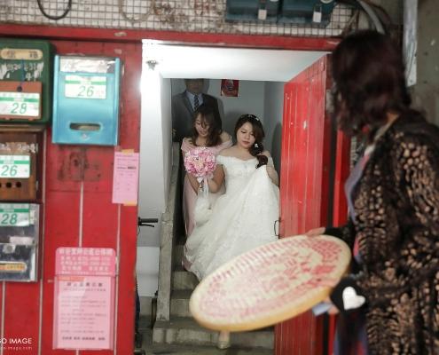 婚禮攝影 自謙、佩珊 迎娶午宴 三重彭園 經典麗緻廳