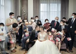 台北婚攝 韋辰、舒雯 城市商旅飯店