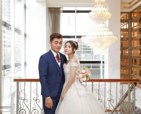 婚禮攝影 蘆洲富基婚宴會館儷緻廳