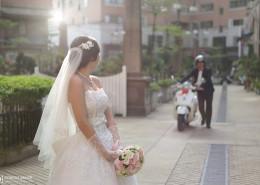 偉士牌婚禮